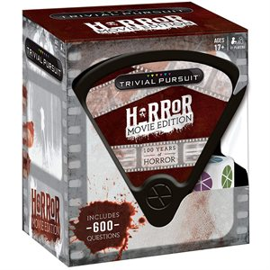 Trivial Pursuit Horror Movie Edition (No Amazon Sales)