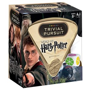 World of Harry Potter™ Trivial Pursuit (No Amazon Sales)