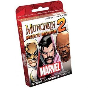 Munchkin Marvel 2 Mystic Mayhem (No Amazon Sales)