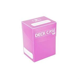 Deck Box: Deck Case 80Ct Pink
