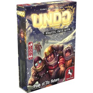 Undo: Peak of No Return