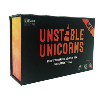 Unstable Unicorns: NSFW (No Amazon Sales)