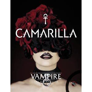 Vampire: The Masquerade 5th Ed: Camarilla HC (BOOK)