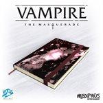 Vampire: The Masquerade 5th Ed: Official Notebook (BOOK)
