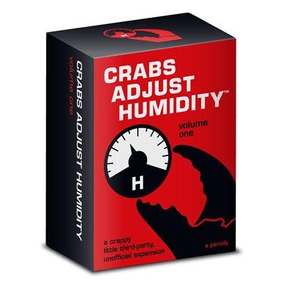 Crabs Adjust Humidity Volume One