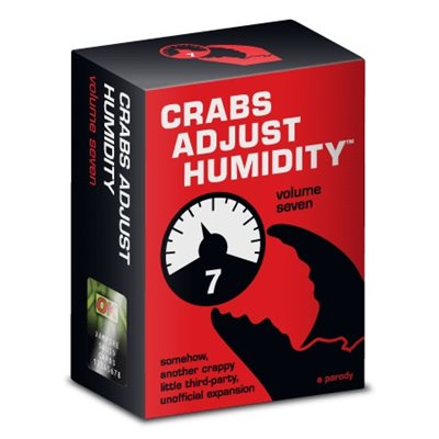 Crabs Adjust Humidity Volume Seven