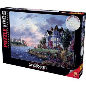 Puzzle: 1000 Victorian Fantasy