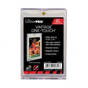 "One-Touch: UV 35 PT Magnetic Holder (2-5 / 8""x3-3 / 4"") ^ Q1 2022"
