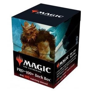 Deck Box: PRO Combo Commander Adventures in the Forgotten Realms: V1 (100ct+100sleeve)