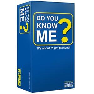 Do You Know Me? (No Amazon Sales)