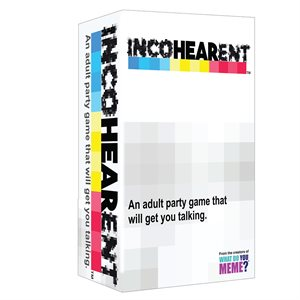 Incohearent (No Amazon Sales)