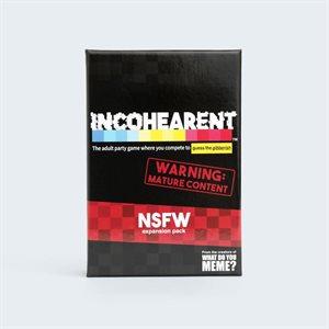 Incohearent: NSFW Expansion (No Amazon Sales)