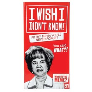 I Wish I Didn't Know (No Amazon Sales) ^ SEP 1 2020