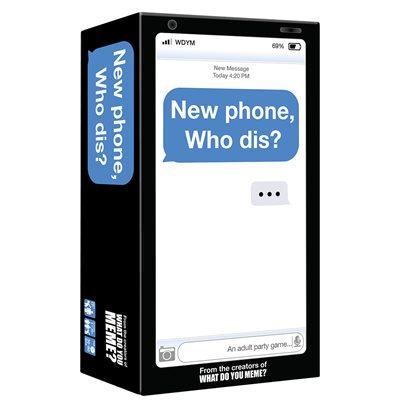New Phone, Who Dis? (No Amazon Sales)