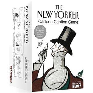 New Yorker Cartoon Caption Game (No Amazon Sales)