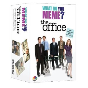What Do You Meme: The Office Core Game (No Amazon Sales) ^ FEB 1 2021