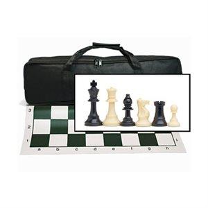 Chess Tournament Set & Canvas Bag