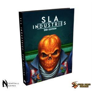 SLA Industries RPG 2nd Ed (BOOK)