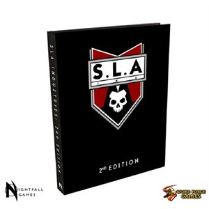 SLA Industries RPG Limited 2nd Ed (BOOK) ^ APR 2020
