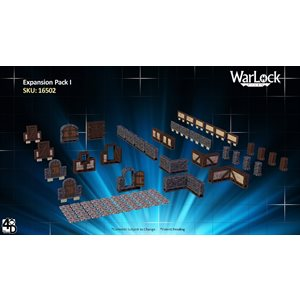 Dungeons & Dragons: WarLock Tiles Expansion Pack I