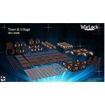 Dungeons & Dragons: WarLock Tiles Town & Village
