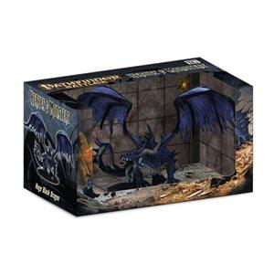 Pathfinder Battles Minis: Heroes & Monsters Black Dragon
