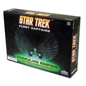 Star Trek - Boardgame - Fleet Captains Romulan Expansion