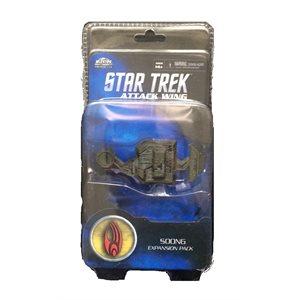 Star Trek Attack Wing - Wave 6 - Soong