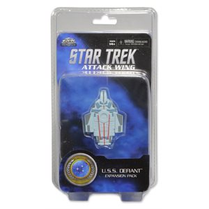 Star Trek Attack Wing - Wave 9 - I.S.S. Defiant