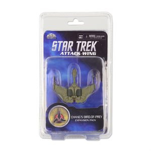 Star Trek Attack Wing - Wave 9 - Chang's Bird-of-Prey
