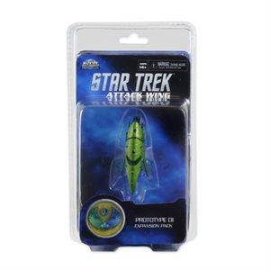 Star Trek Attack Wing - Wave 11 - Romulan Drone Ship