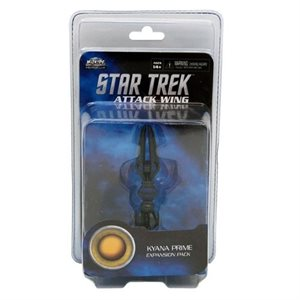 Star Trek Attack Wing - Krenim Timeship Expansion Pack