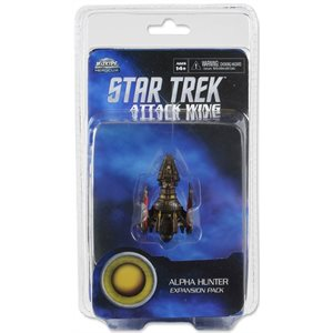 Star Trek Attack Wing - Wave 11 - Hirogen Warship Pack