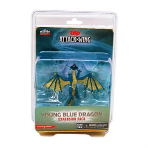 D&D Attack Wing Wave Seven Blue Dragon Expansion Pack