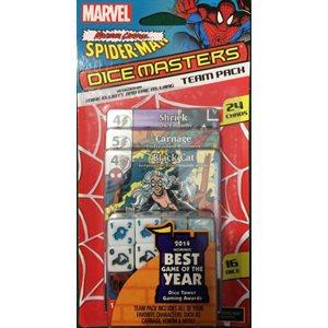 Marvel Dice Masters: Spider-Man Maximum Carnage Team Pack