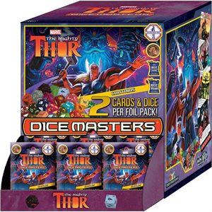 Marvel Dice Masters: The Mighty Thor 90 Ct. Gravity Feed