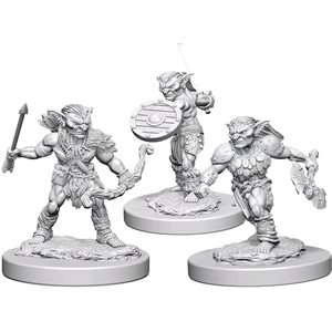 D&D Nolzurs Marvelous Unpainted Miniatures: Wave 1: Goblins