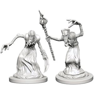 D&D Nolzurs Marvelous Unpainted Miniatures: Wave 1: Mindflayers