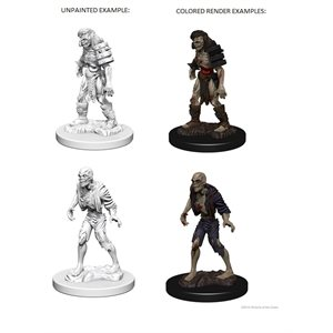 D&D Nolzurs Marvelous Unpainted Miniatures: Wave 1: Zombies