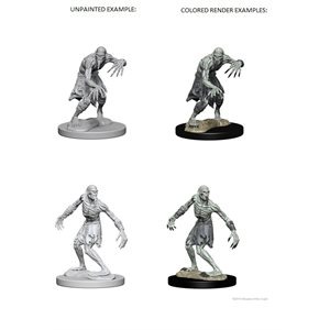 D&D Nolzurs Marvelous Unpainted Minatures: Wave 1: Ghouls