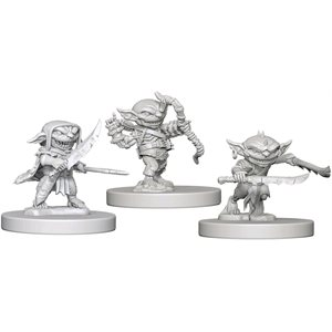 Pathfinder Deep Cuts Unpainted Miniatures: Wave 1: Goblins