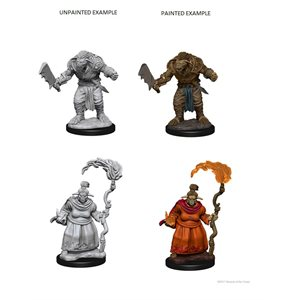 Pathfinder Deep Cuts Unpainted Miniatures: Wave 2: Bugbears