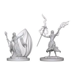 D&D Nolzurs Marvelous Unpainted Miniatures: Wave 3: Elf Female Wizard