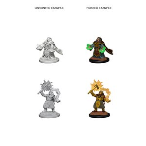 D&D Nolzurs Marvelous Unpainted Miniatures: Wave 4: Dwarf Female Cleric