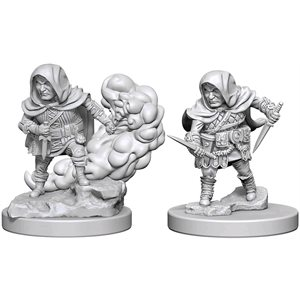 D&D Nolzurs Marvelous Unpainted Miniatures: Wave 1: Halfling Male Rogue