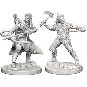 D&D Nolzurs Marvelous Unpainted Miniatures: Wave 1: Human Male Ranger