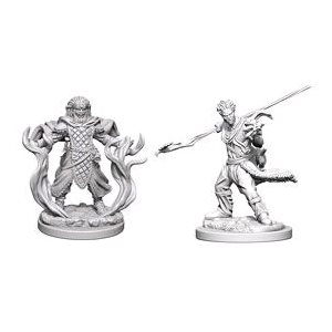 D&D Nolzurs Marvelous Unpainted Miniatures: Wave 3: Human Male Druid