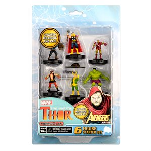 Marvel HeroClix: The Mighty Thor Starter
