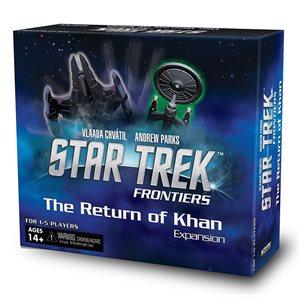 Star Trek: Frontiers: Return of Khan Expansion