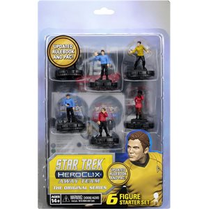 Star Trek HeroClix Away Team: The Original Series Starter Set